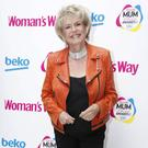 Gloria Hunniford at the Woman's Way Beko Mum of the Year Awards