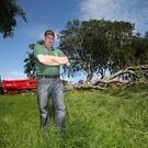 Ballycastle farmer Sean McBride snapped up the opportunity to buy one of the Dark Hedges trees