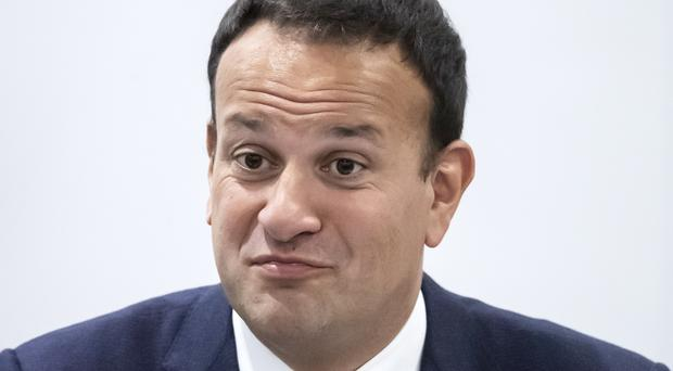 Taoiseach Leo Varadkar spoke at the BIC meeting (Danny Lawson/PA)