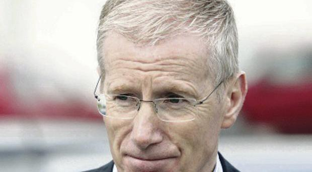 The DUP MP Gregory Campbell has invited the Prime Minister Theresa May and her two potential successors to visit Royal Portrush.