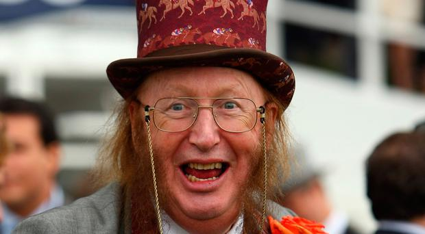 Image result for john mccririck