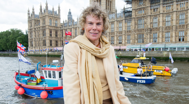 Kate Hoey will not stand for re-election at the next general election