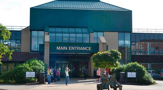 The Trust said it had immediately notified the relevant authorities following an incident involving a male patient.