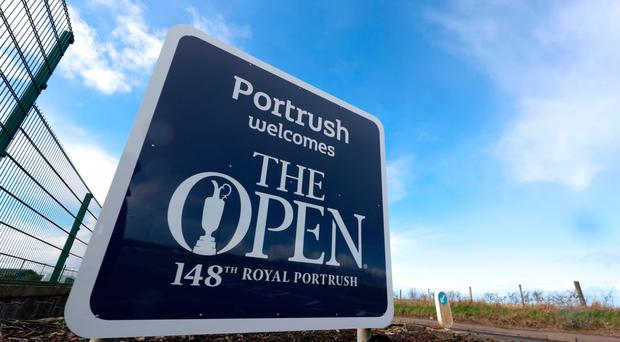 McIlroy: 'Portrush Open as a once in a lifetime opportunity'