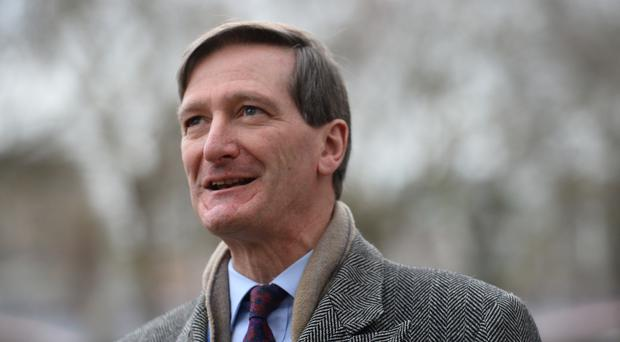Former attorney general Dominic Grieve has accused Boris Johnson of 'radicalisation' on Brexit (Kirsty O'Connor/PA)