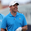 Rory McIlroy makes his first appearance at The Open practice day