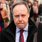 Warning: Nigel Dodds of the DUP
