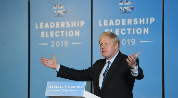 Boris Johnson is widely expected to become prime minister on Wednesday (Joe Giddens/PA)