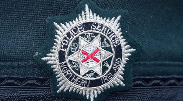 An elderly motorist has died following a one-vehicle road traffic collision in Co Antrim.