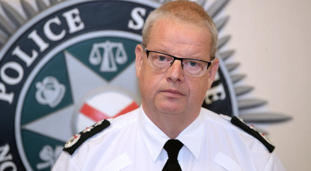 Simon Byrne took part in a Q and A session on the PSNI Craigavon Facebook page