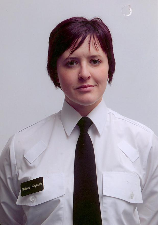 Constable Philippa Reynolds, who was killed in 2013 when a stolen car struck the police vehicle she was in