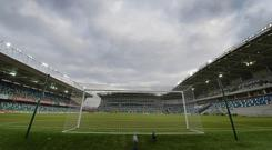 The Irish FA has missed out on a potential £1m grant.