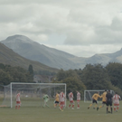 A scene from A Long Way To Winning, a film about Scottish team Fort William