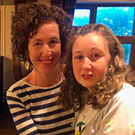 Nora Quoirin with mother Meabh