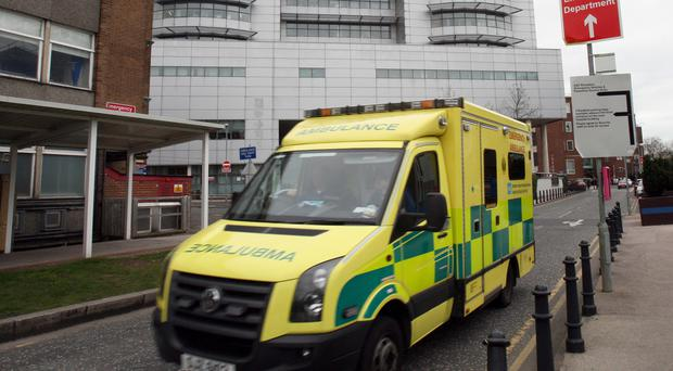 It's been claimed the Ambulance Service is struggling to provide cover over the weekend.