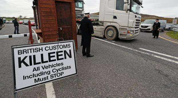 New orders have fallen sharply amid Brexit worries, a survey of Northern Ireland businesses said (Niall Carson/PA)