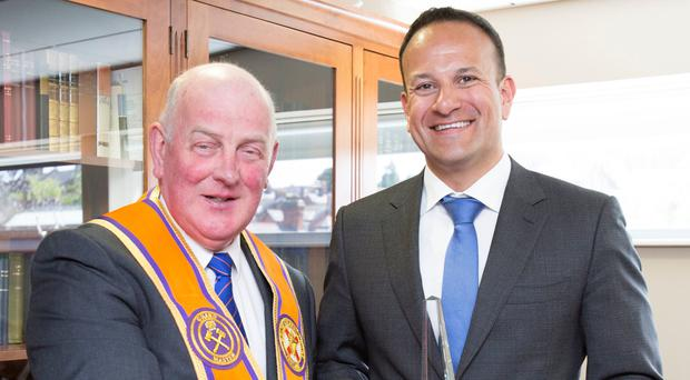 I would be happy to see Orange Order parade in Dublin - Leo Varadkar