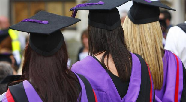 University places are being confirmed today (Chris Ison/PA)