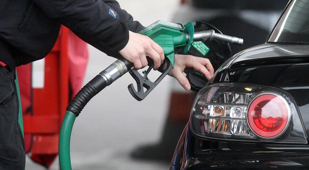 A card skimmer was discovered at petrol station in Cookstown (PA Archive)