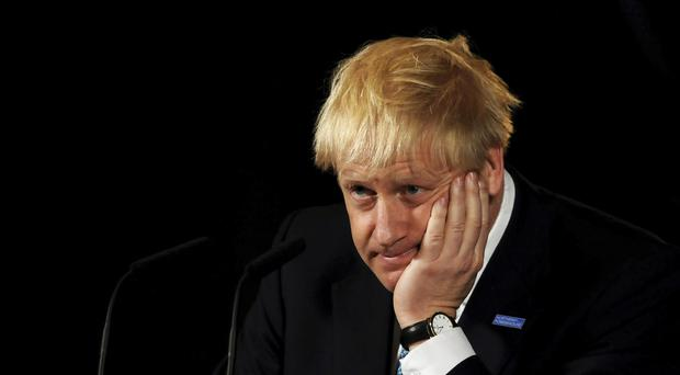Boris Johnson has said the backstop should be removed from the divorce deal (Rui Vieira/PA)