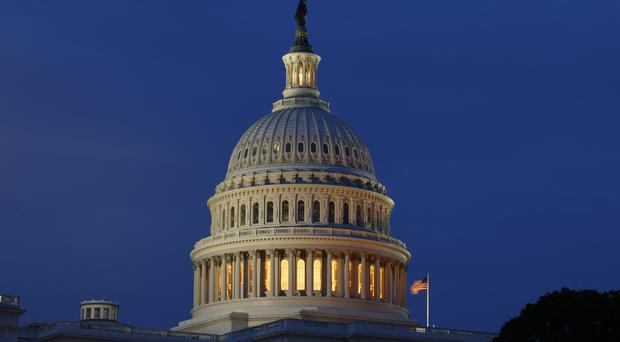 The Capitol Dome in Washington (Carolyn Kaster/AP)