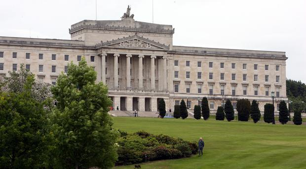'Thanks to the lack of a devolved administration at Stormont, the public purse has rarely been so restricted and therefore it is important that every pound is spent wisely and can be accounted for' (stock photo)