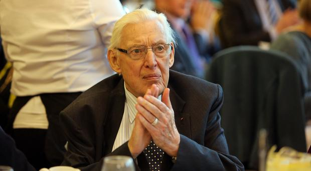 The Democratic Unionists' Ian Paisley wanted to introduce a curfew in Northern Ireland during the Troubles, official files revealed (Paul Faith/PA).