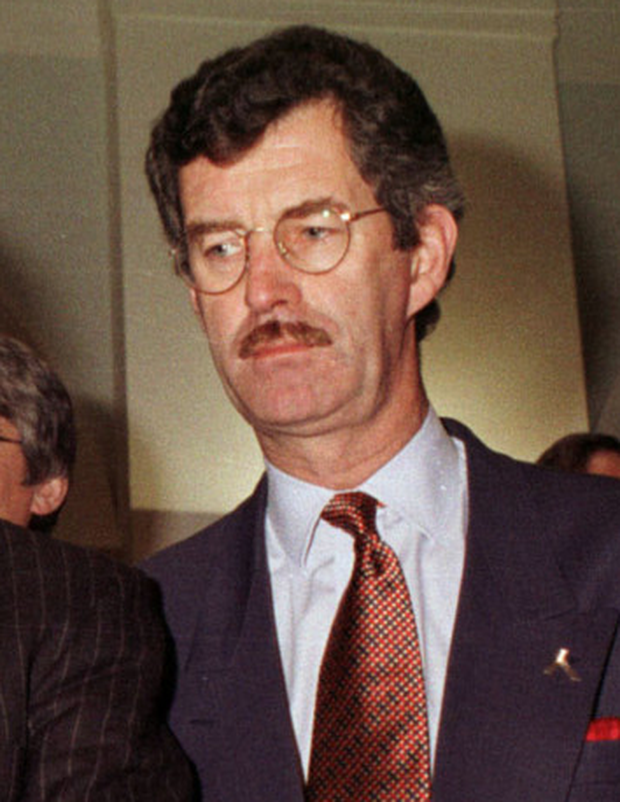 Former Irish Foreign Minister Dick Spring