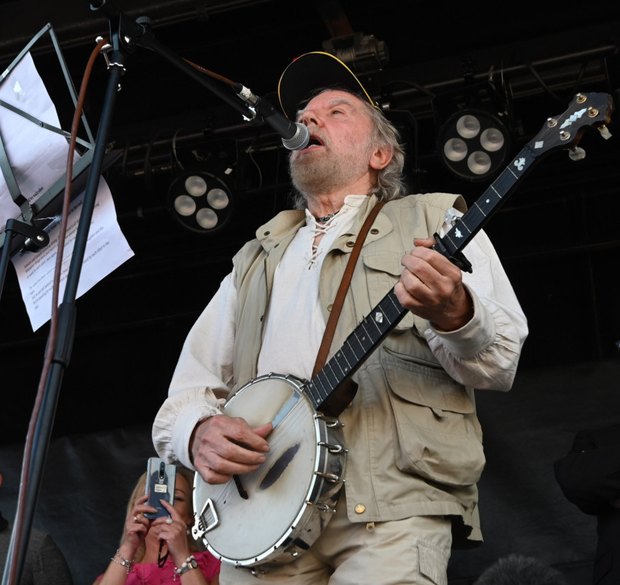 Musician Tommy Sands