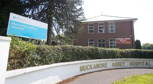 Muckamore Abbey Hospital, where a number of staff are suspended