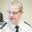 PSNI Chief Constable Simon Byrne talks to the Belfast Telegraph yesterday