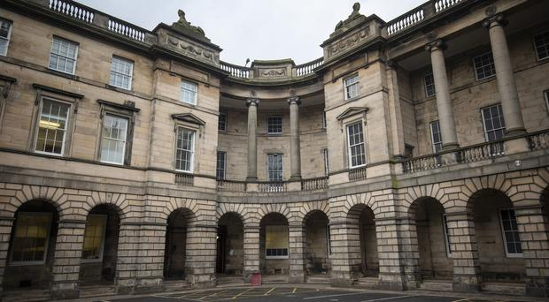 A general view of the Court of Session in Edinburgh (Jane Barlow/PA)