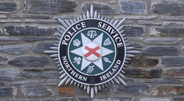 The PSNI is investigating after a van was driven into a house in Londonderry (PA Archive)