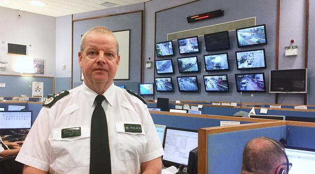 PSNI Chief Constable Simon Byrne said police are ready for a no-deal Brexit (David Young/PA)