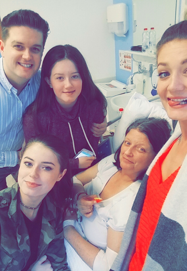 Armagh sisters who lost mum to cancer will tell event how