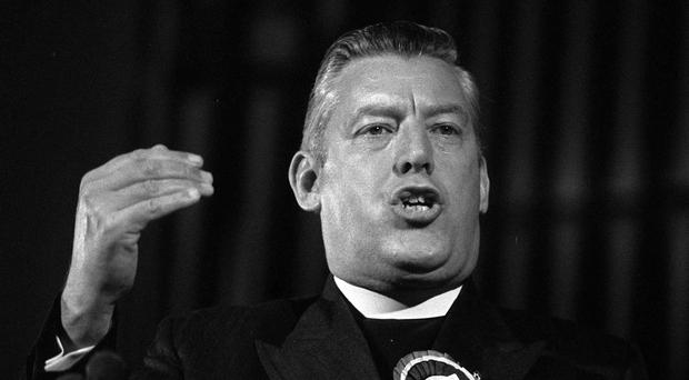 Former first minister Ian Paisley (PA Archive)