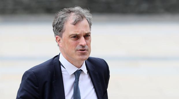 NI Secretary Julian Smith has been pressed about acting for victims for historical abuse. (Brian Lawless/PA)