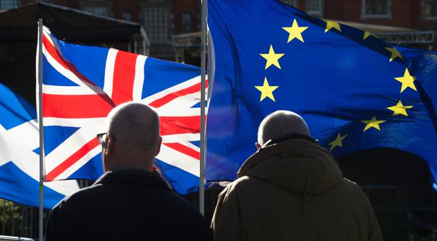 A legal challenge surrounding the Government's Brexit strategy is due to be considered by Northern Ireland's most senior judges on Monday (Jonathan Brady/PA).