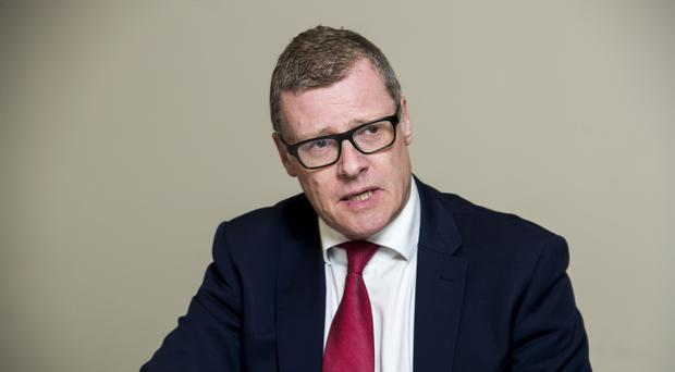 Belfast solicitor Kevin Winters of KRW Law (Liam McBurney/PA)