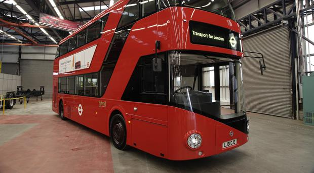 Wrightbus has told its 1,400 staff that it is in a