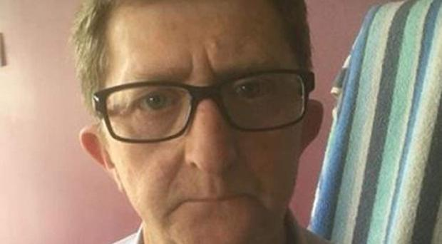 Pat McCormick last seen in Comber, Co Down, in May before his body was found in a lake in Ballygowan in July. (PSNI/PA)