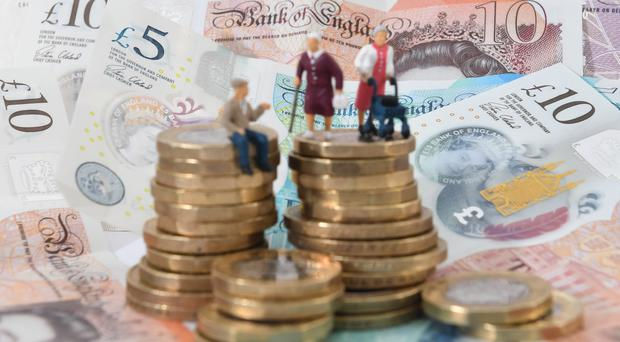 Northern Ireland has the largest gender pension gap in the UK, a provider said (Joe Giddens/PA)