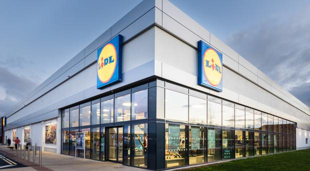 The Connswater branch of Lidl