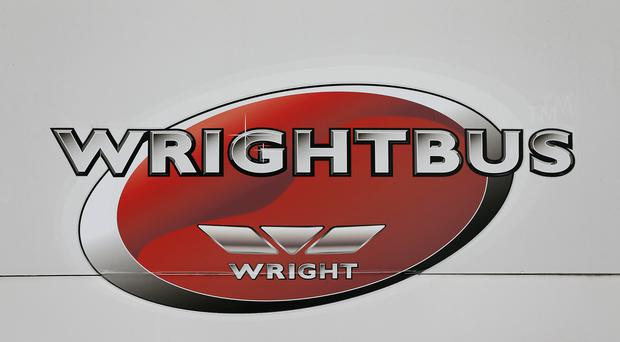 Wrightbus entered administration with the loss of 1,200 jobs (Brian Lawless/PA).