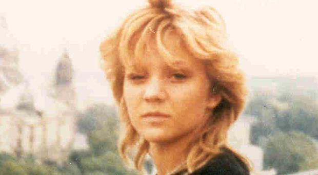 Inga Maria Hauser went missing after arriving in Larne on a ferry from Scotland in April 1988 (PSNI/PA)