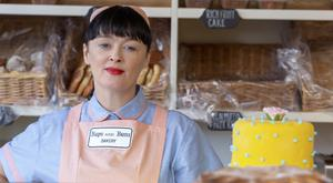 Bronagh Gallagher stars in A Bump Along The Way