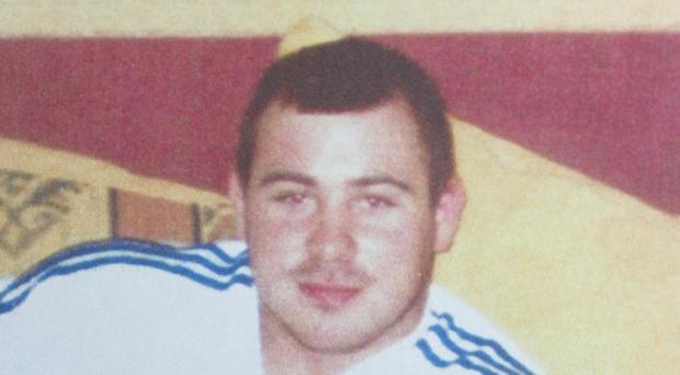 Gareth O'Connor, who disappeared near the Irish border in 2003 (Family handout/PA)