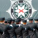 PSNI Chief Constable Simon Byrne says he is proud of his colleagues