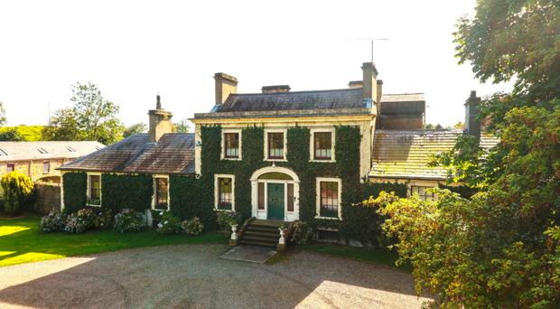Miltown House in Dungannon has been in the same family for 150 years