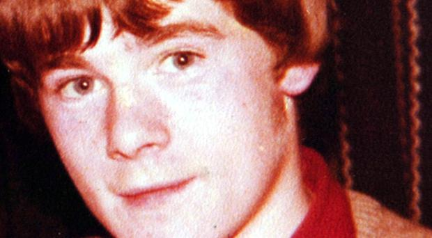 Paul Whitters, who died after being hit by a plastic bullet